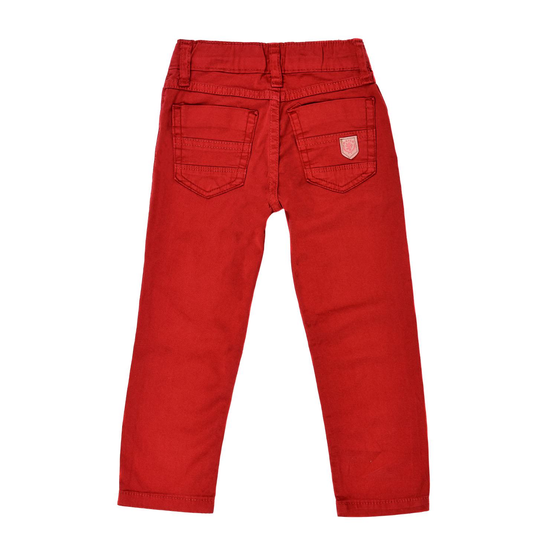 Штаны бордового цвета для мальчика