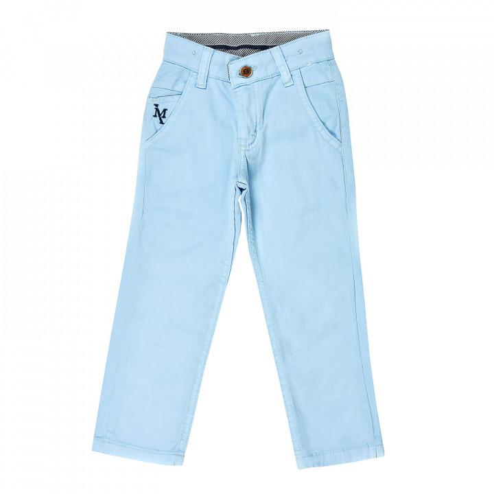 Штани блакитного кольору