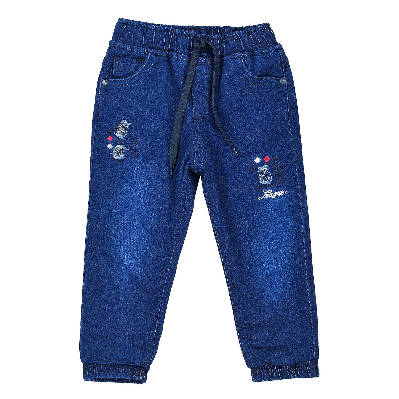 Утепленні джинси на хлопчика