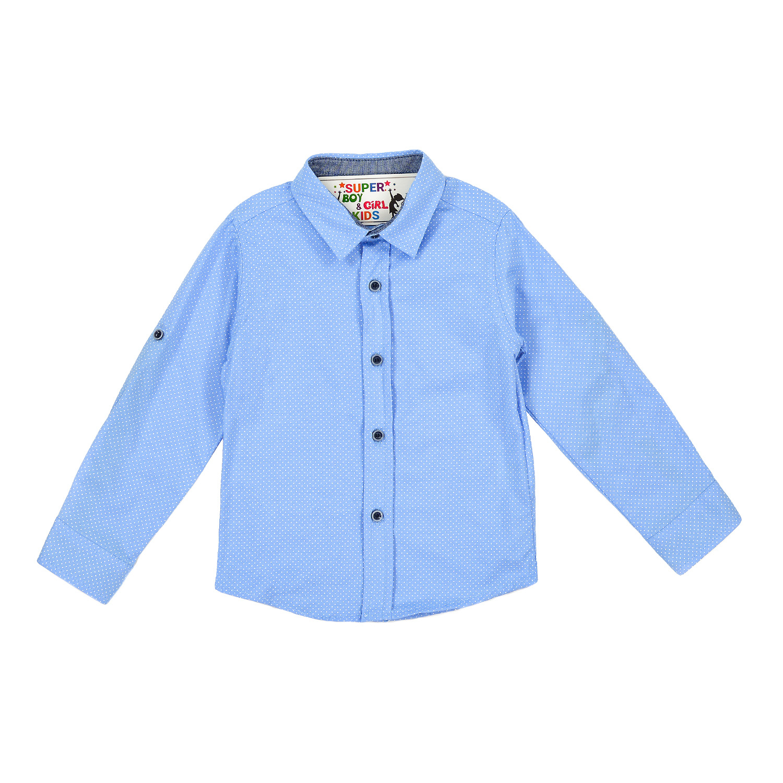 "Рубашка ""Peas"" для мальчика"