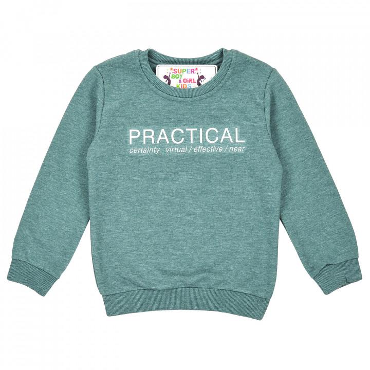 """Батник """"Practical"""" для хлопчика"""