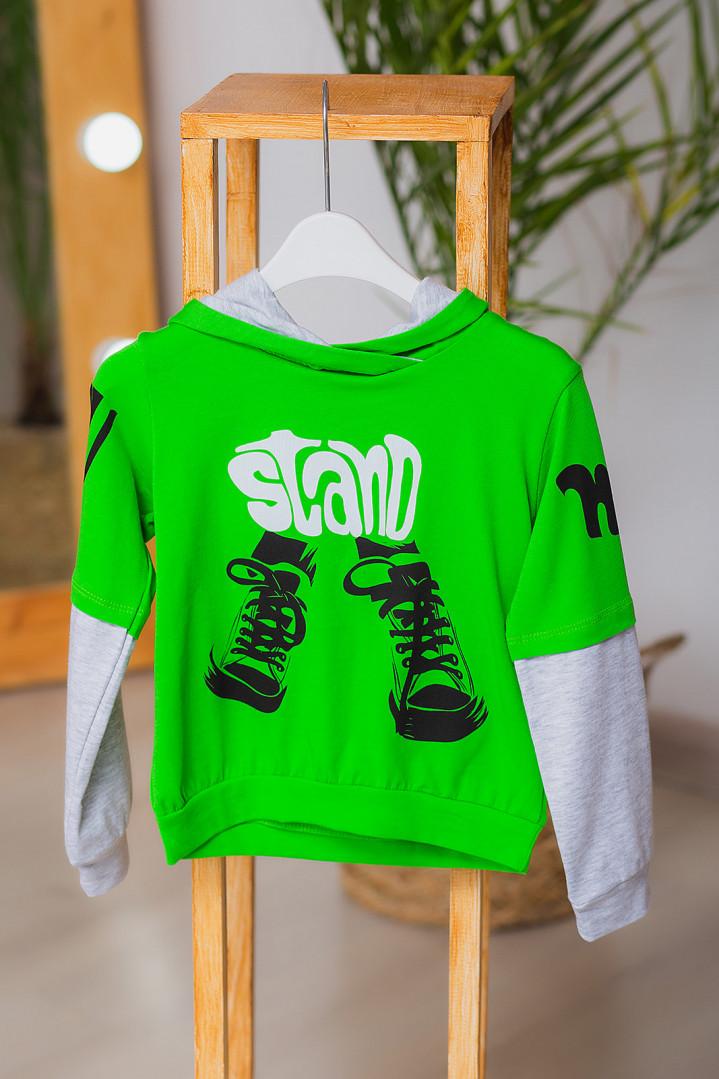 """Спортивний костюм """"Stand"""" для хлопчика"""
