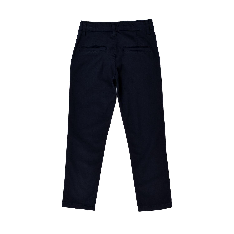 Синие штаны (школьные) для мальчика