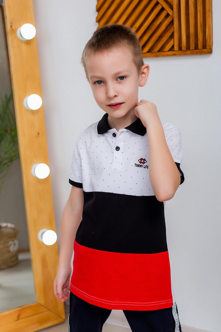 "Футболка ""Polo"" для мальчика"