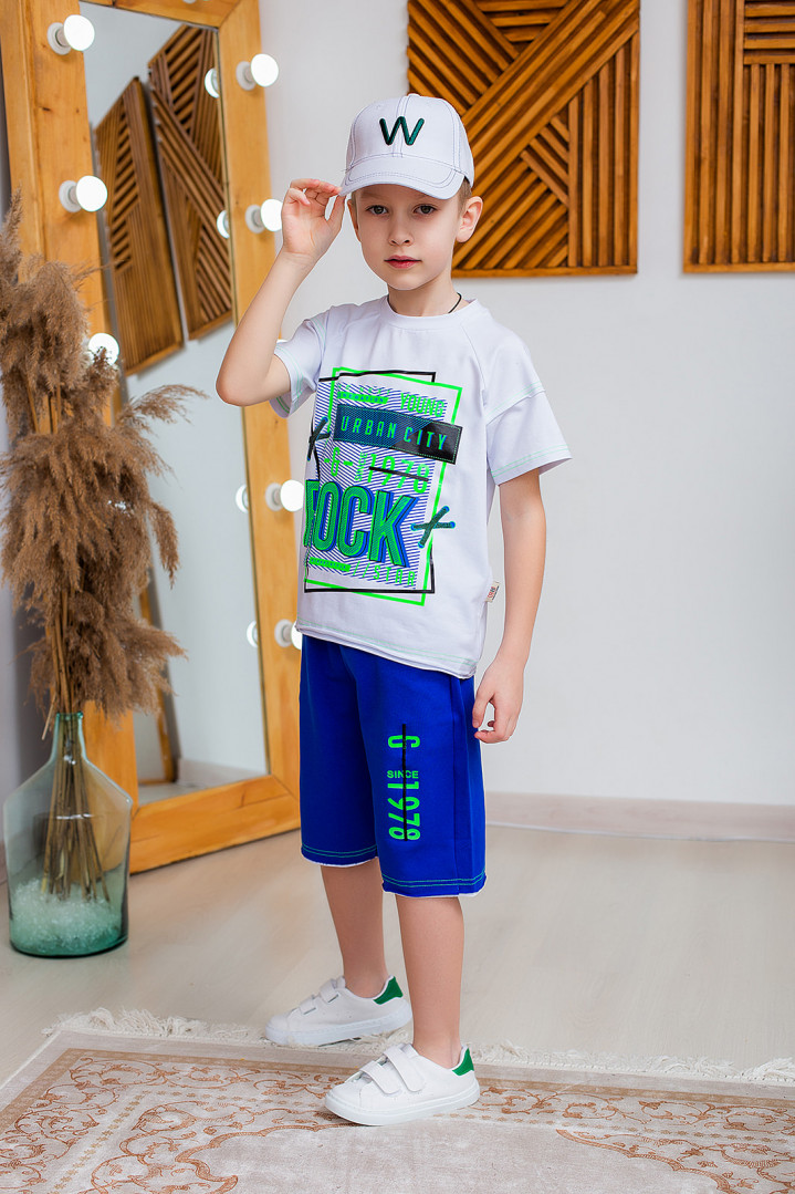 """Літній костюм """"URBAN CITY"""" для хлопчика"""