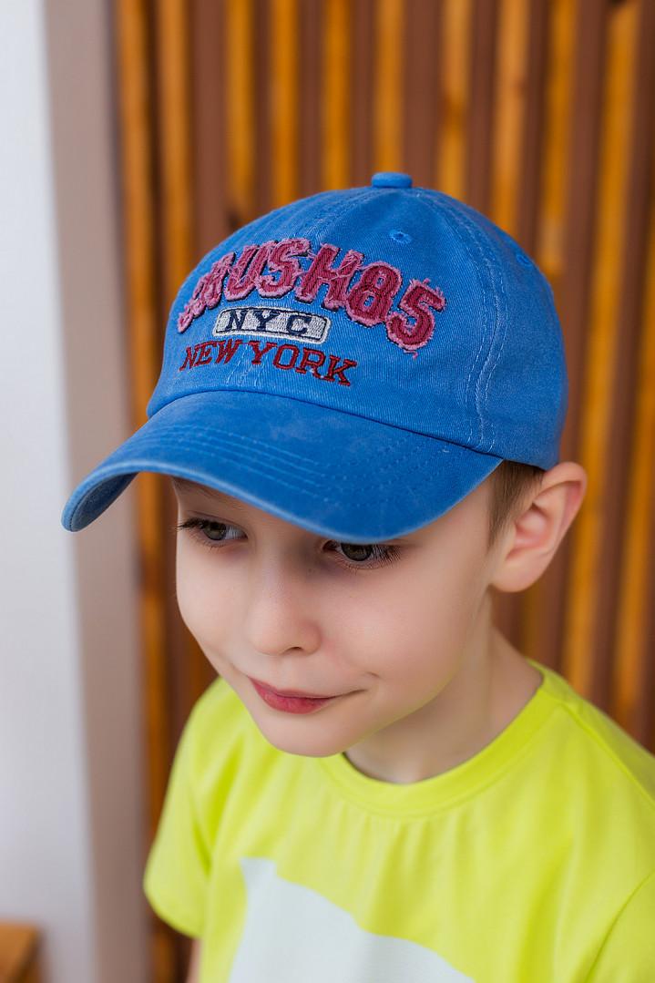 "Кепка ""NEW YORK"" для хлопчика"