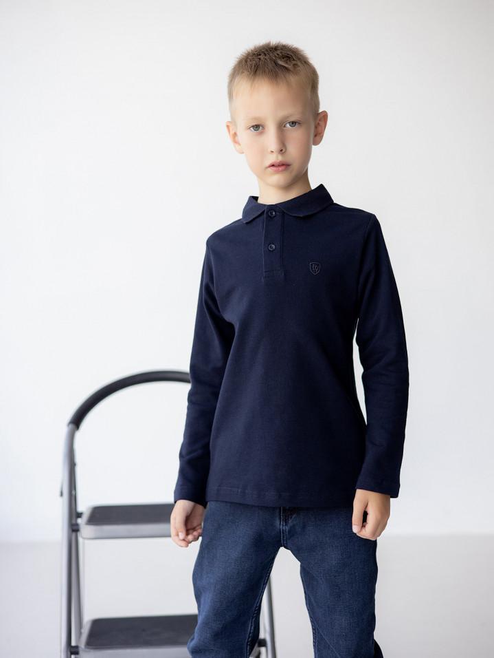 Поло синя RW для хлопчика