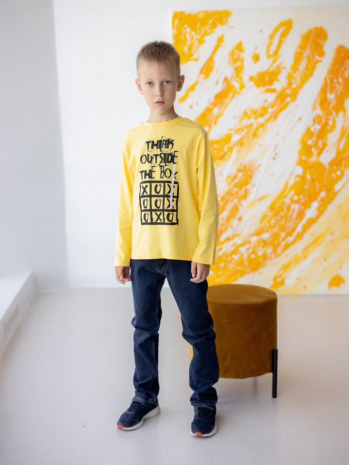"Реглан ""Think"" для хлопчика"
