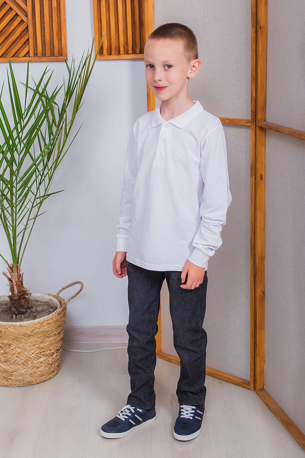 Джинси з поясом для хлопчика