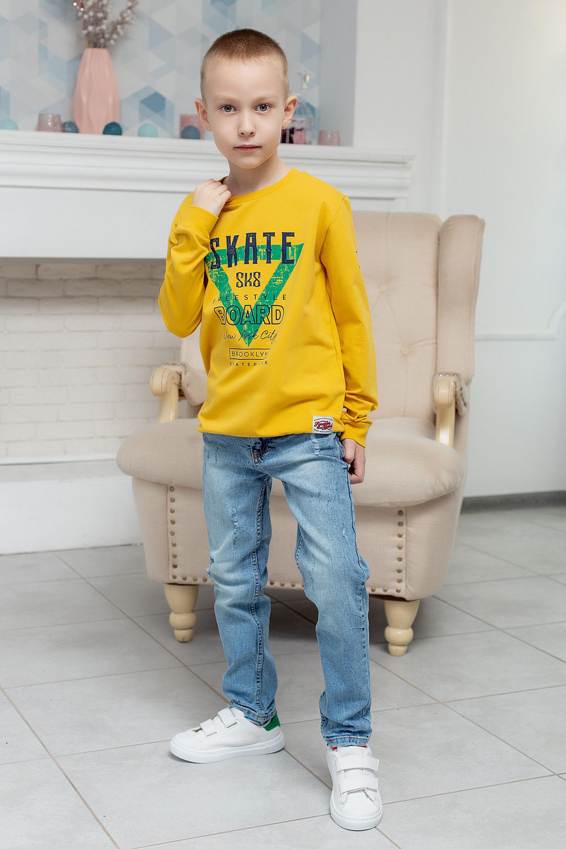 Джинси з потертостями для хлопчика