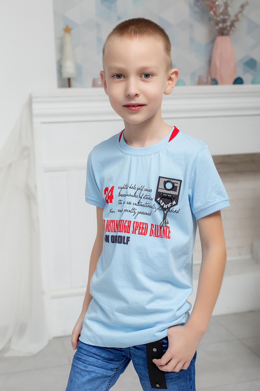 "Футболка ""24"" для мальчика"