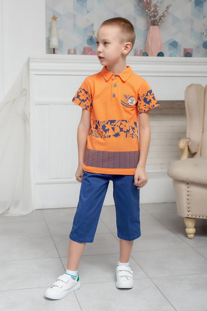 "Летний костюм ""Тропик"" для мальчика"