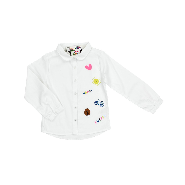 """Рубашка """"Super stayl"""" для девочки"""