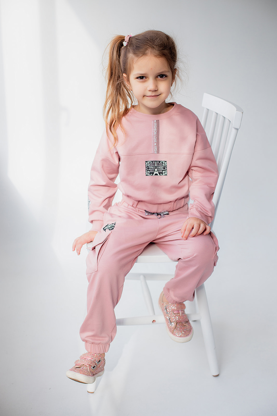 Спортивный комплект Fashion для девочки