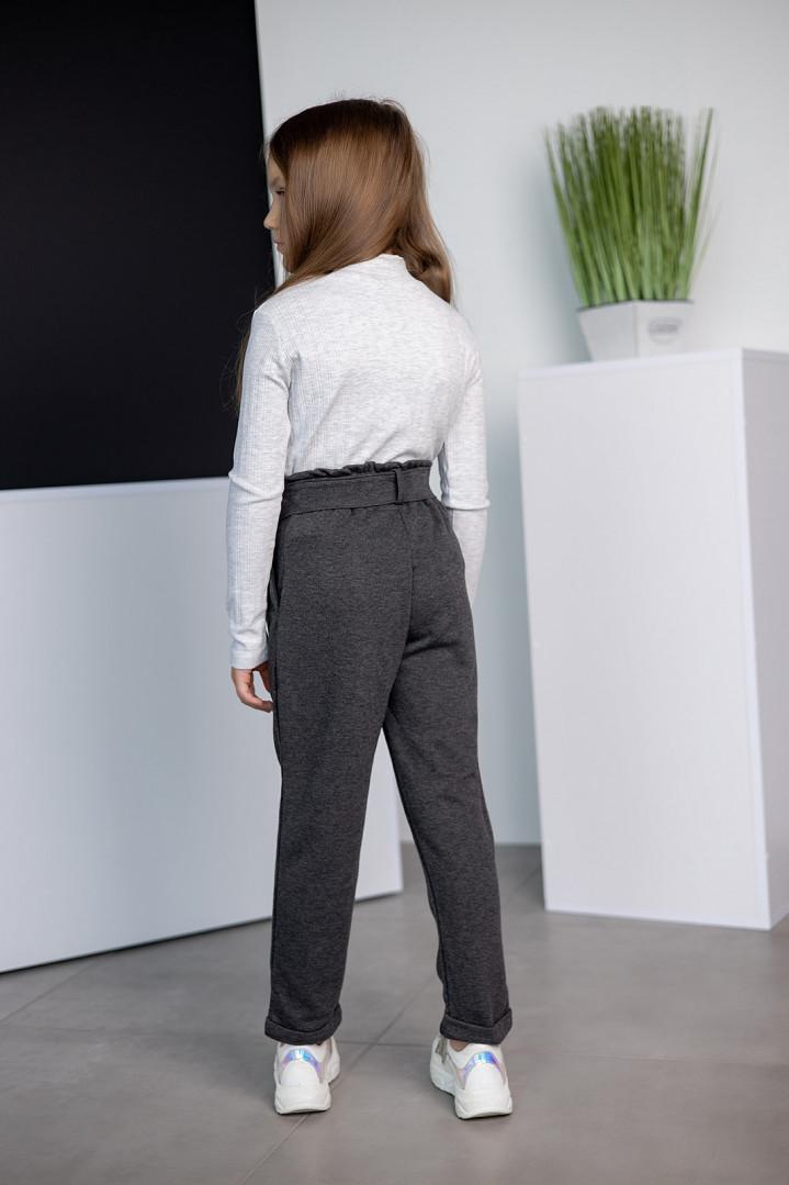 Теплі штани для дівчинки