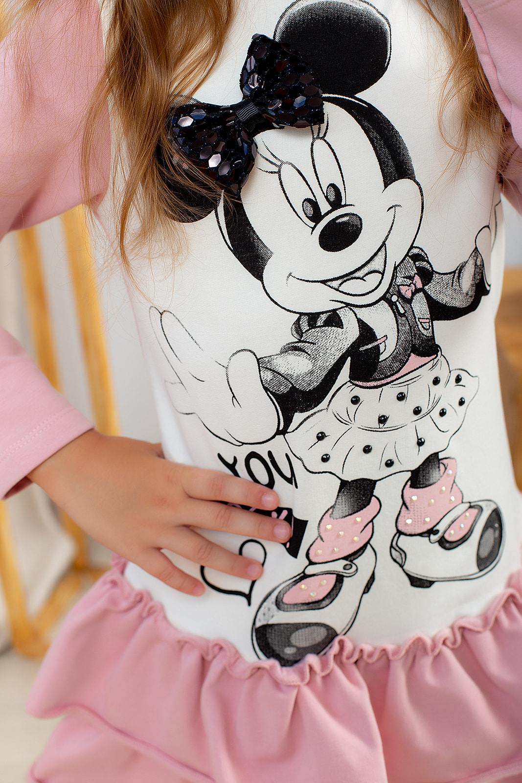 "Сукня ""Minnie Mouse"""