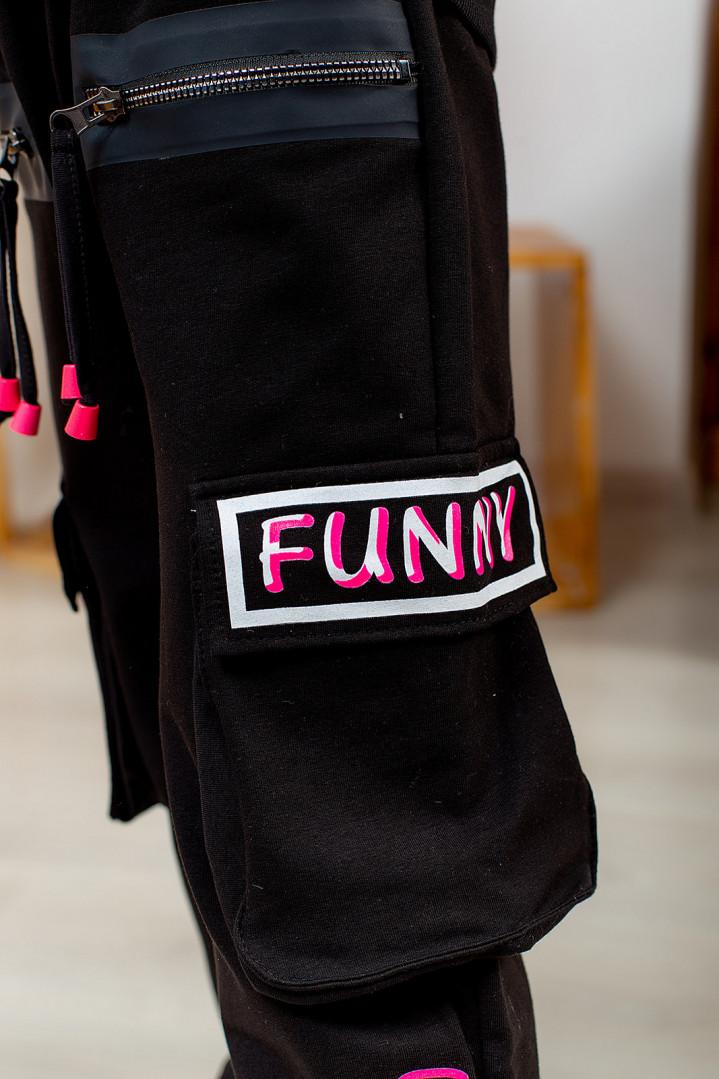 """Спортивні штани """"JOBI"""" для дівчинки"""
