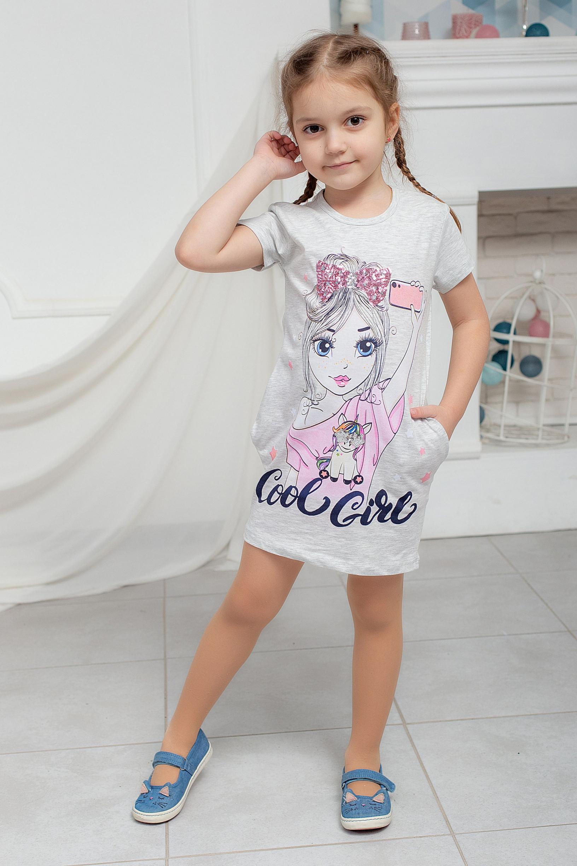 "Літня сукня - туніка ""Cool Girl"""