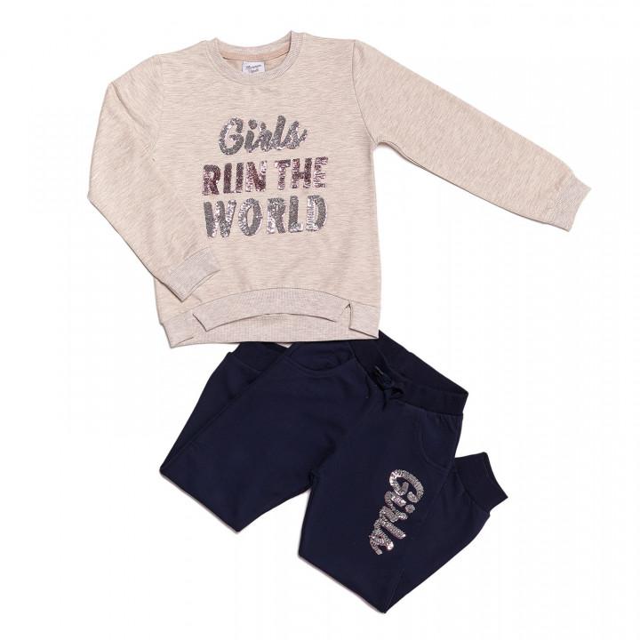 Спортивный костюм Girls World для девочки