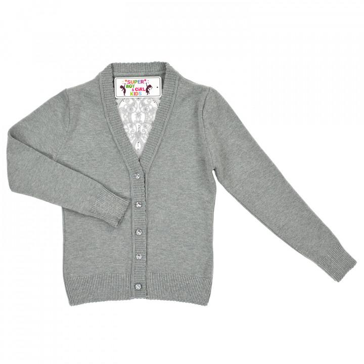 Класичний светр для дівчинки