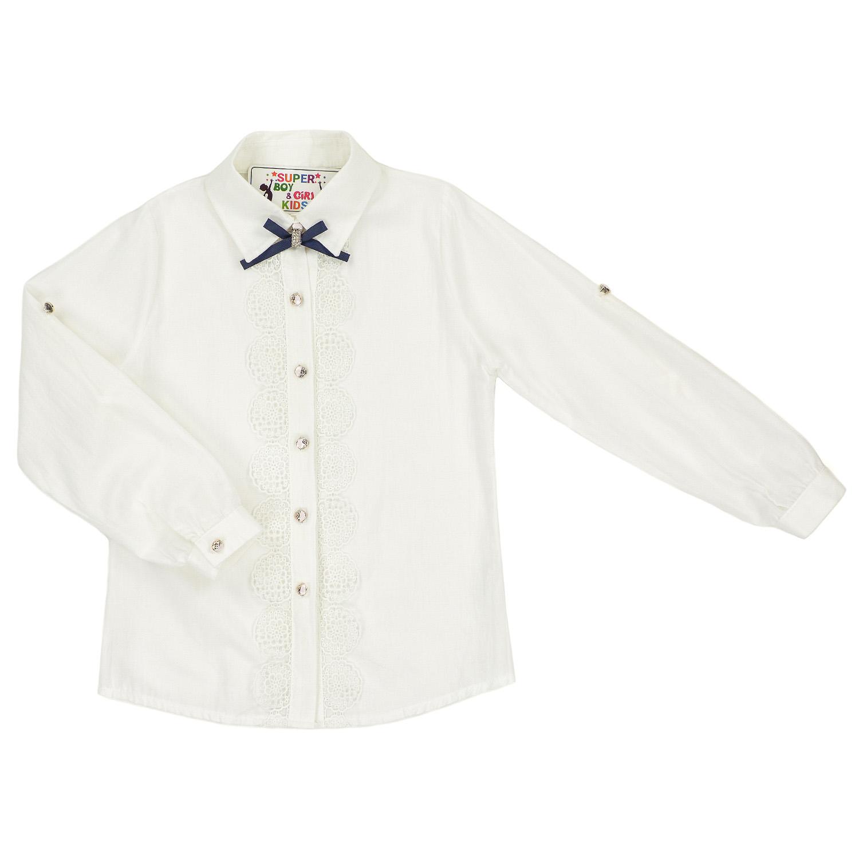 Класична сорочка для дівчинки