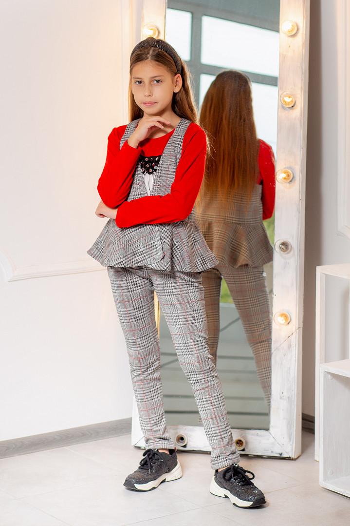 "Комплект ""Classic"" с брюками для девочки"