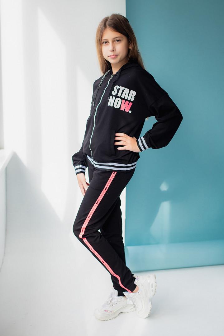 """Спортивний костюм """"STAR NOW"""" для дівчинки"""