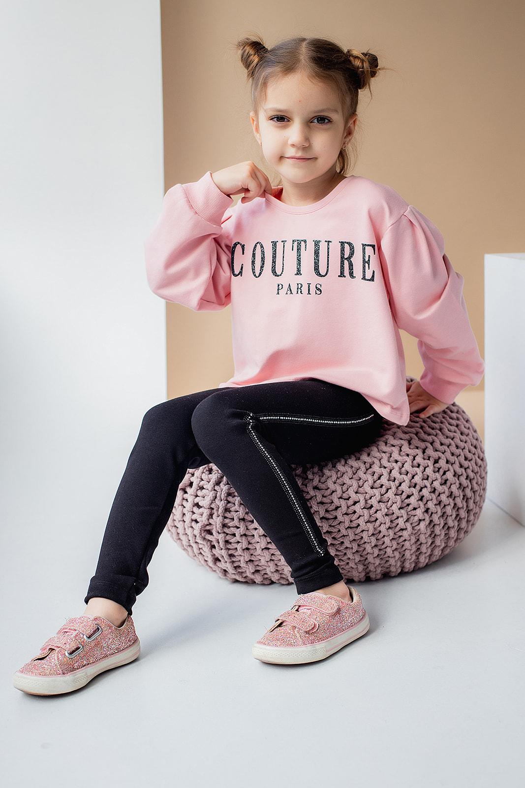 """Джемпер """"Couture"""" для дівчинки"""