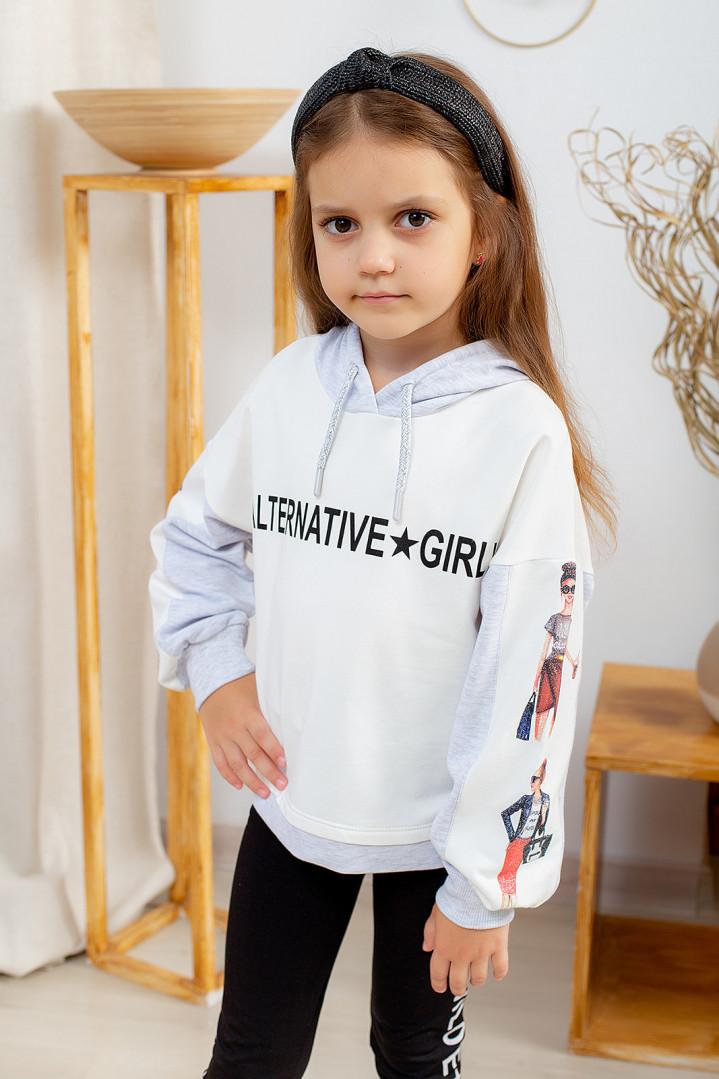 """Худи """"GIRLY"""" для девочки"""