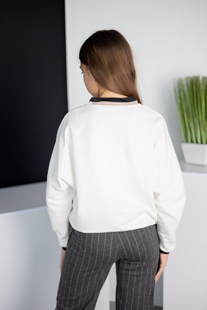 Штани з поясом для дівчинки