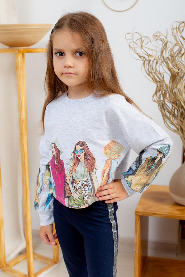 """Кофта """"Fashion"""" для дівчинки"""