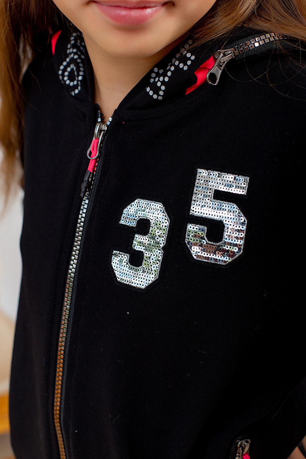 """Спортивний костюм """"35"""" для дівчинки"""