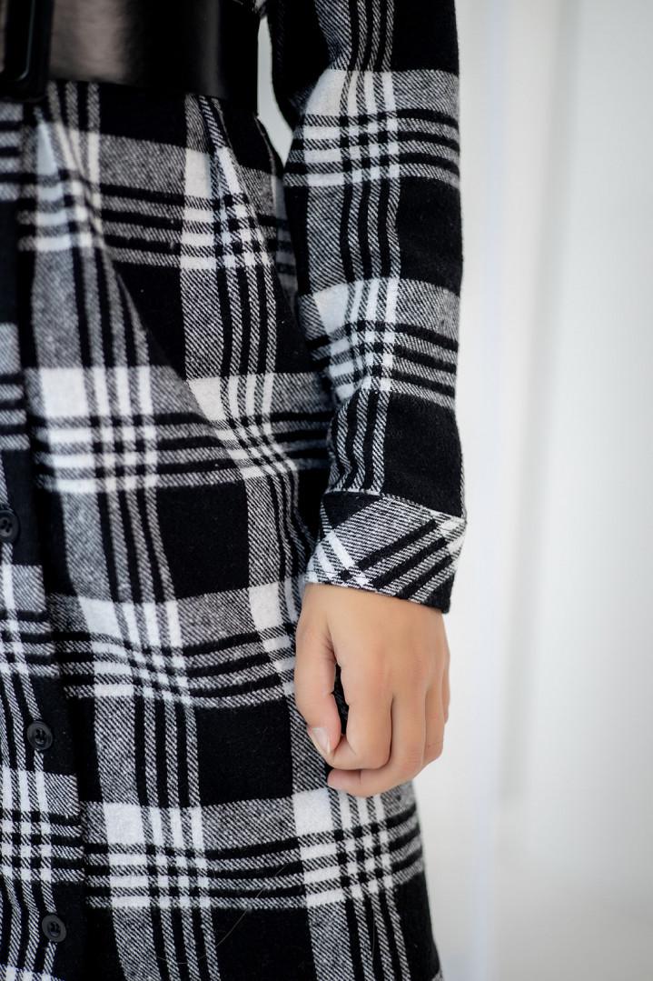 Сукня сорочка з поясом