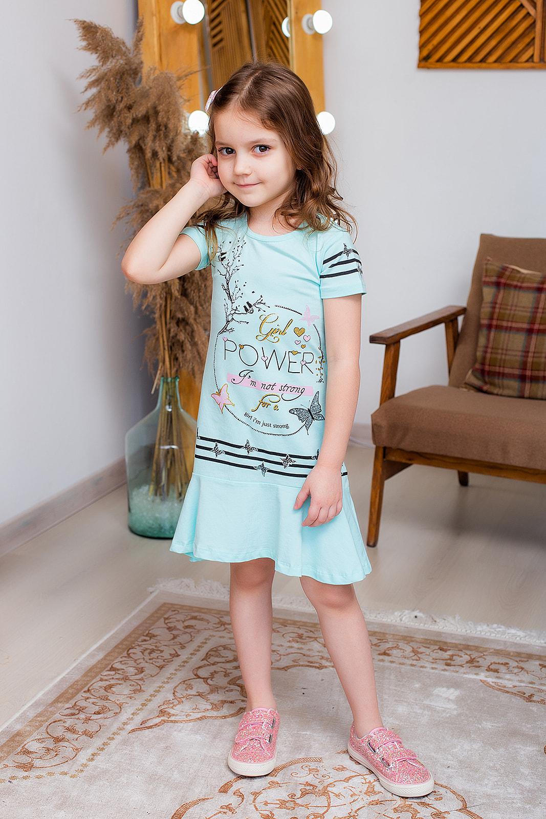 "Літня сукня ""Butterfly girl"""