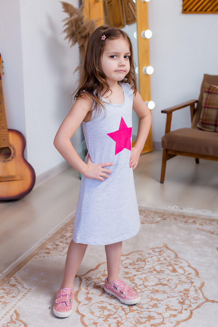 """Комплект """"STAR"""" с платьем"""