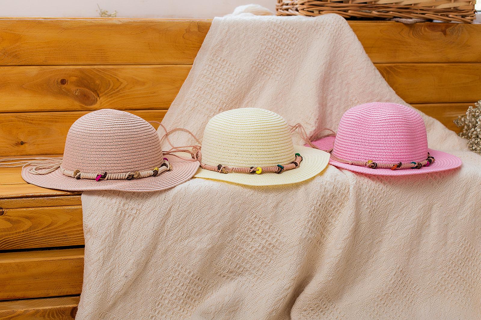 "Шляпа ""Classic"" для девочки"