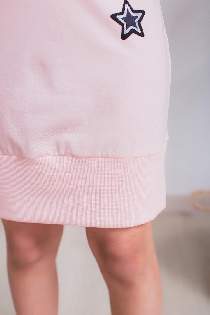 """Літня сукня з капюшоном """"A J L"""""""