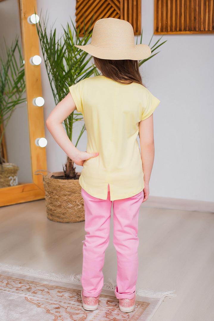 Капелюшок для дівчинки