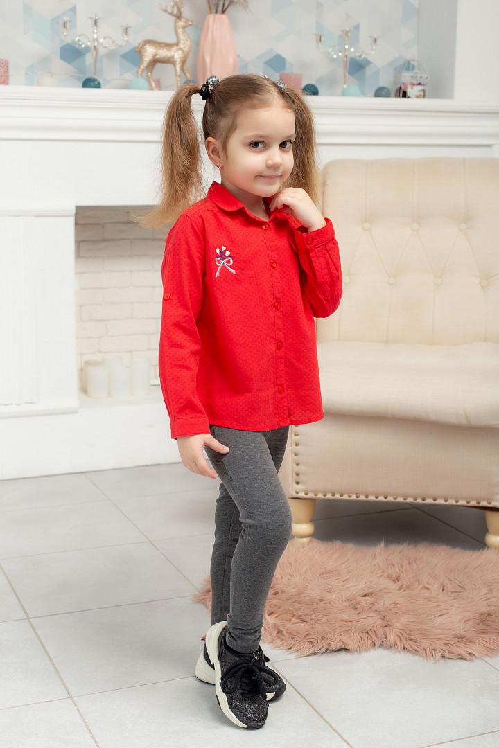 """Сорочка """"Red"""" для дівчинки"""