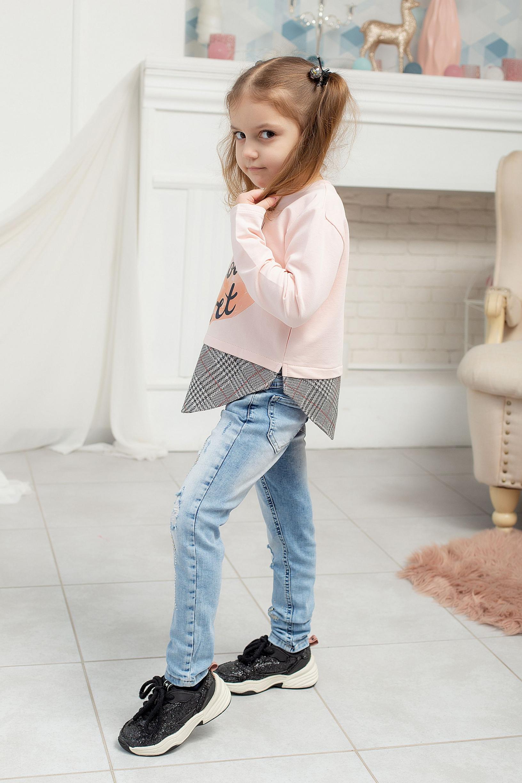Джинсы Стреказа для девочки