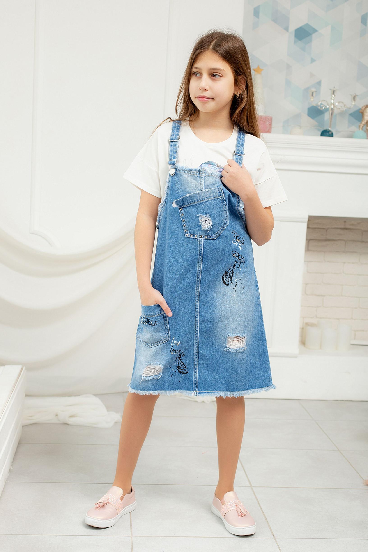 Сарафани для дівчаток: модні фасони 2020