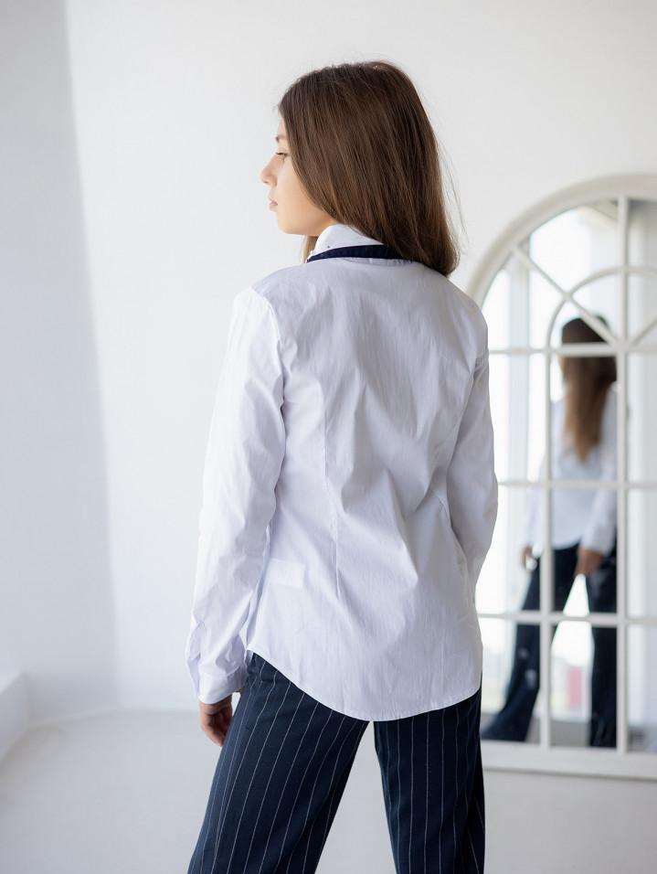 "Рубашка двойка ""Lace"" для девочки"