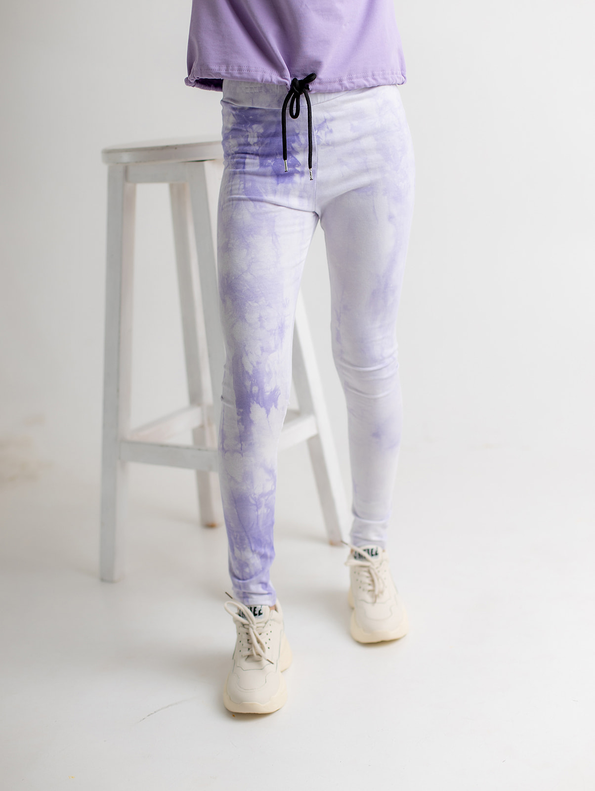 "Лосины ""Purple"""