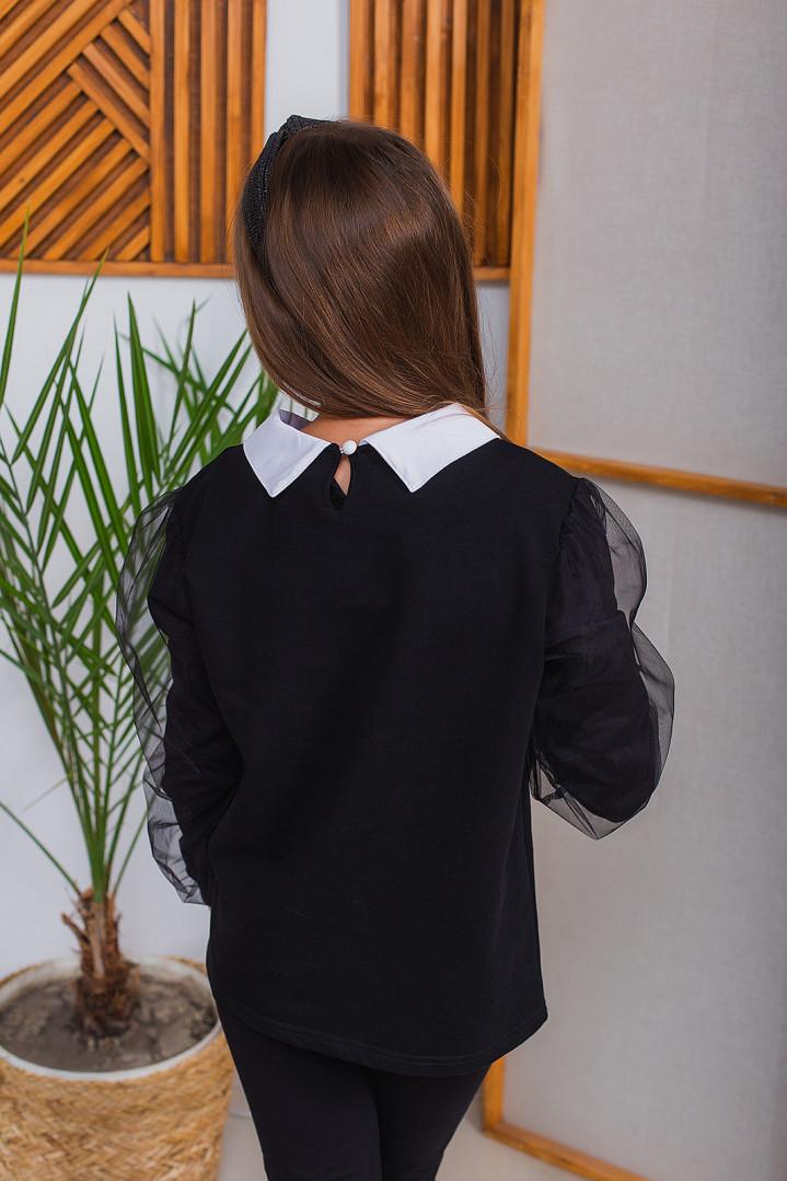"Рубашка - реглан ""GISP"" для девочки"