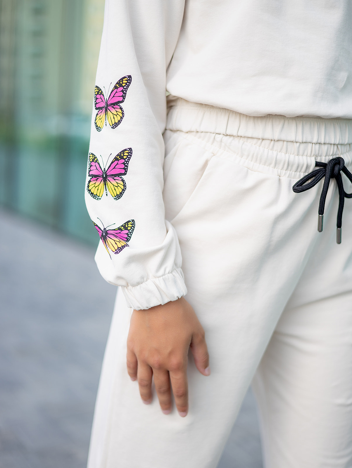 """Спортивный костюм """"Butterfly"""" для девочки"""