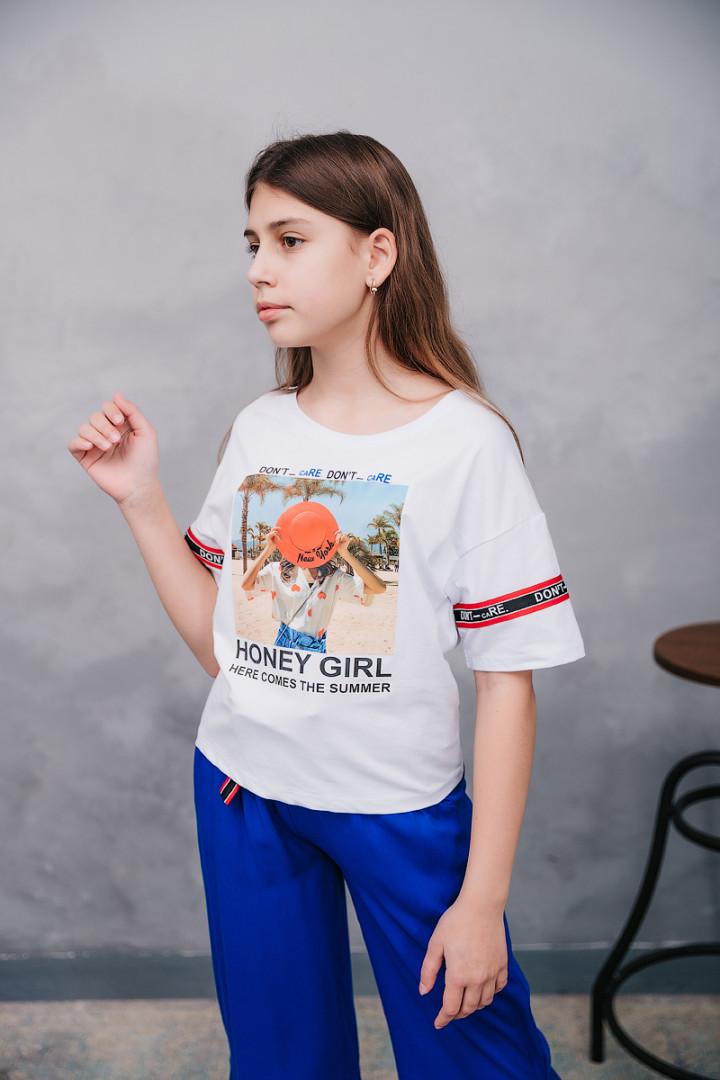 "Комплект ""Honey girl"" з брюками"