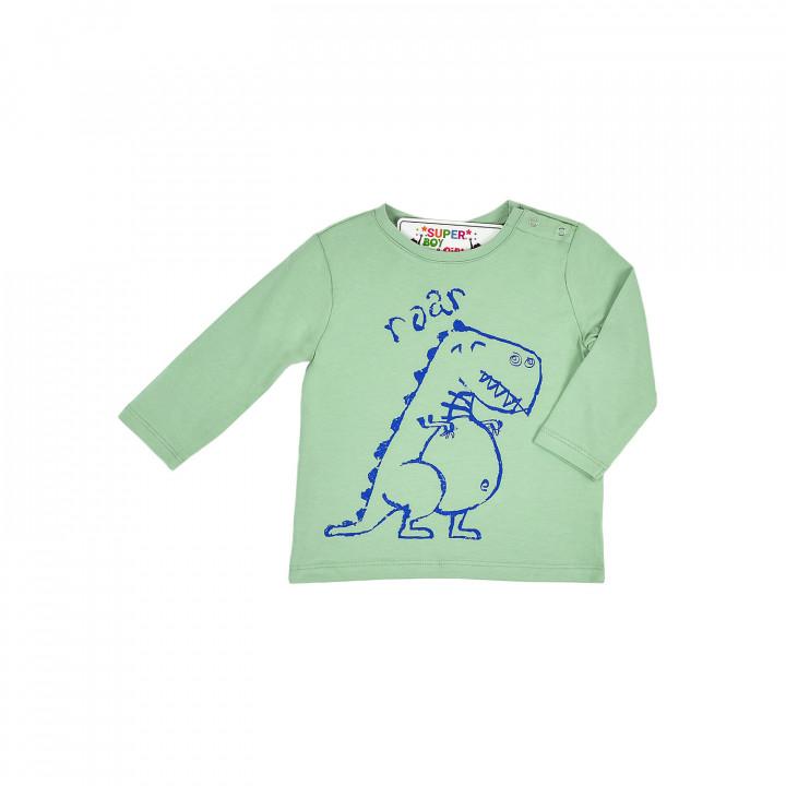 """Реглан """"Динозаврик"""" для хлопчика"""