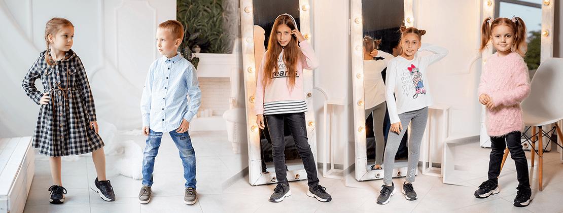 ТОП-5 правил выбора детской одежды