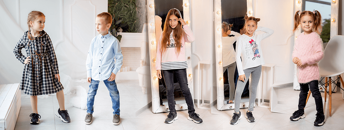 ТОП-5 правил вибору дитячого одягу