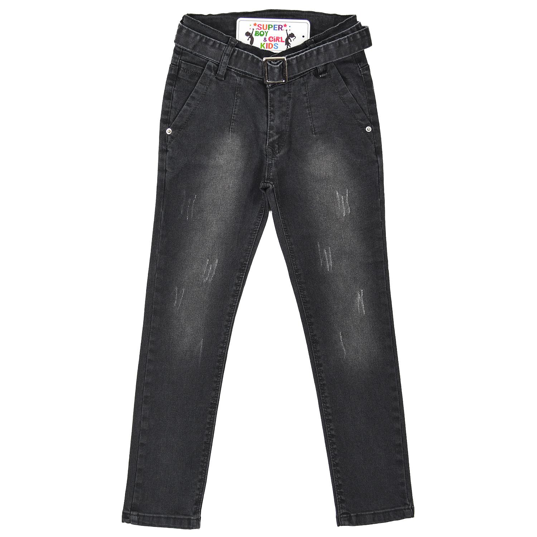 утепленные джинси на девочку